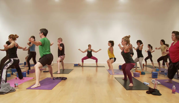 Kathryn Budig - Yogaglo Teacher