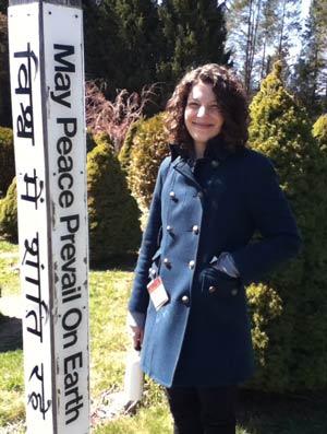 Raeanne Wright at Kripalu