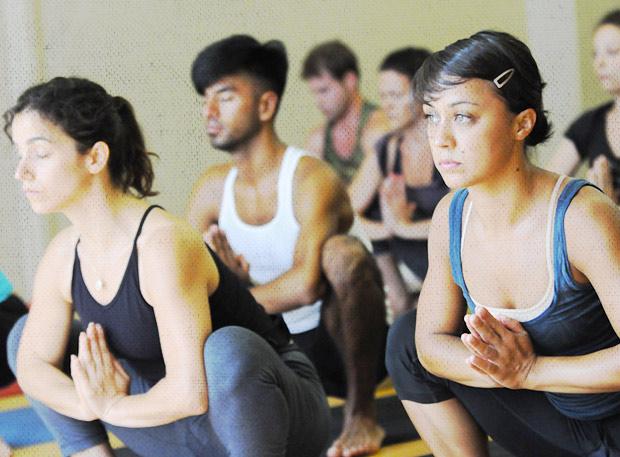 Jivamukti Yoga NYC - must-visit yoga studio