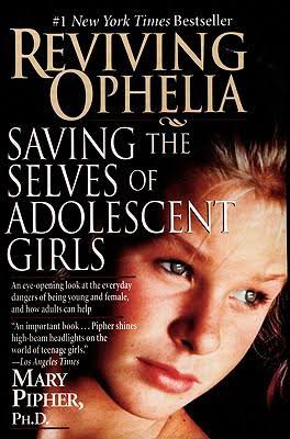 Reviving Ophelia book cover