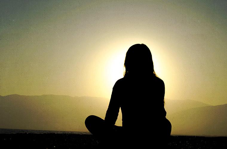 meditation - finding time for yoga