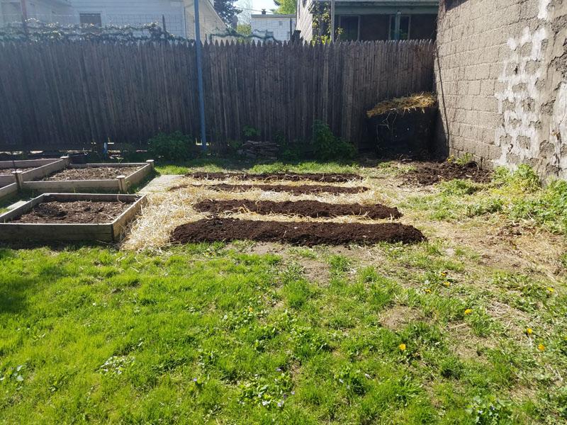 Final garden