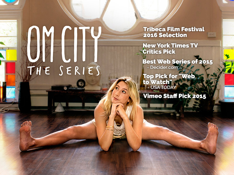 OM CITY The Series - Yoga Videos to watch