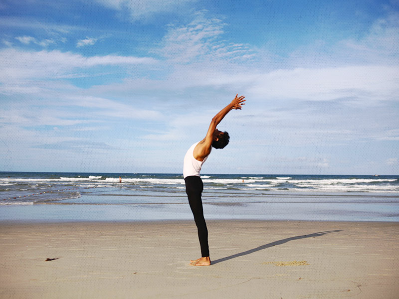 5 lessons from Yoga Philosophy - Kosta backbend