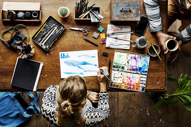 art and painting classes