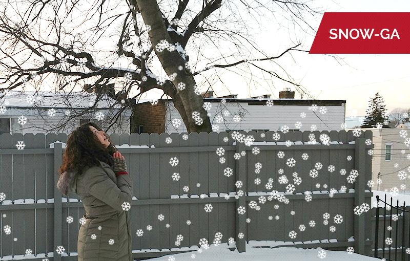 Snowga: A Winter Vinyasa Yoga Flow