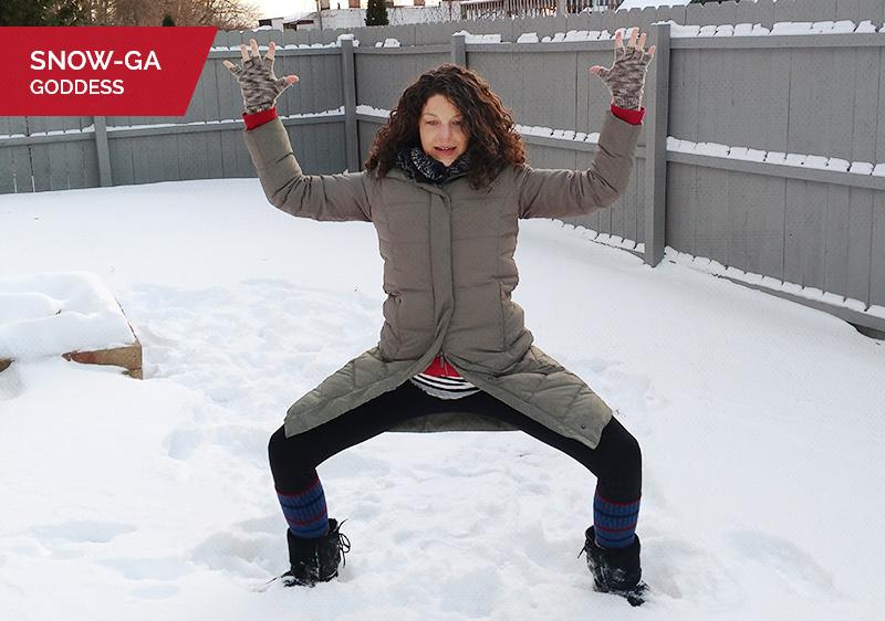 Snowga: Goddess